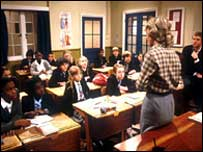 Teacher in Grange Hill