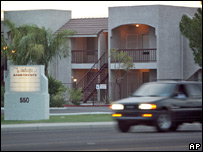 Windscape Apartments in Mesa, Arizona