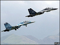 Russian Sukhoi Su-30MX jet fighters sold to Venezuela