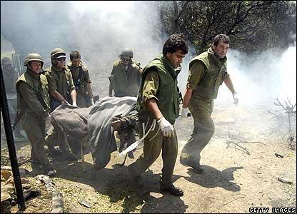10 израильских солдат-резервистов погибло в воскресенье на севере Израиля в Кфар Гилади (фото и комментарий bbc)