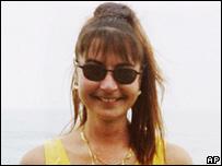 Janelle Patton on Norfolk Island in March 2002
