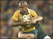Australia captain George Gregan