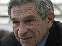 Paul Wolfowitz, World Bank president