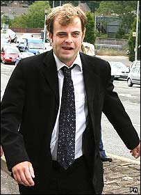 Simon Gregson at Macclesfield Magistrates Court