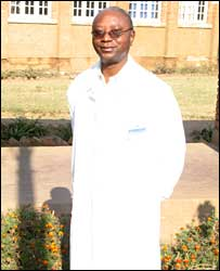 Professor Stanis Wembonyama