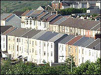 terraced houses generic