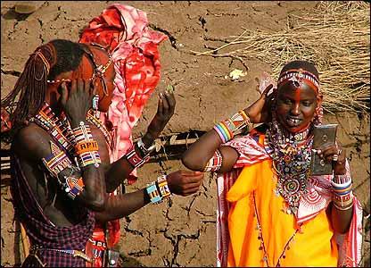 Африканская красота 11.08.06 г. Фотографии из Африки на сайте ВВС.