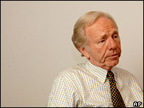 Joe Lieberman in a July 2006 interview with The Associated Press