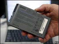 Dell laptop battery, AP