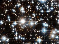 The NGC 6397 cluster: Nasa, ESA and H.Richer