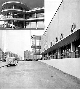 De La Warr Pavilion  © English Heritage