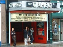 The Cameo - picture courtesy of www.survivingcinemas.org.uk