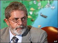 President Luiz Inacio Lula da Silva