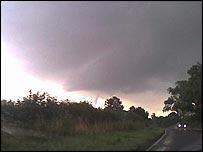 Tornado (pic Neil Marshall)