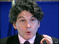 Thierry Breton, French finance minister