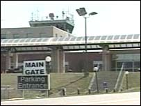 Tristate Airport in West Virginia, US