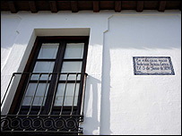 Lorca's birthplace