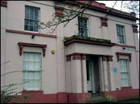 The Manchester home of Elizabeth Gaskell