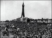 Blackpool in 1948