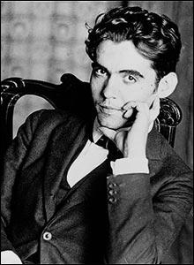 Federico Garcia Lorca in Granada, 1919.