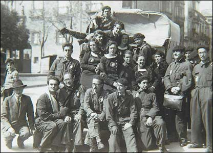 Grupo La Barraca, 1933.