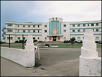 Midland Hotel, Morecambe (Peter Williams: The English Seaside)