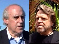 Dan Glickman and John Perry Barlow