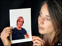 Anita McNaught, wife of kidnapped journalist Olaf Wiig