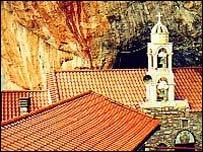 Elona Monastery (Pic: Konstantinos Tranas)