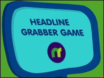 Headline Grabber game graphic