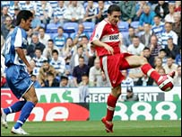 Stewart Downing scored the opening goal
