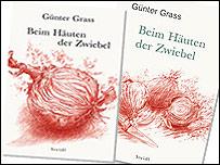 Portada del nuevo libro de Grass.