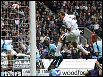 Kevin Davies scored Bolton's first goal