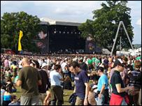 V Festival, Essex