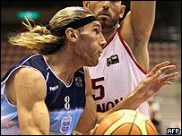 Walter Herrmann anot� 23 puntos en el triunfo de Argentina.