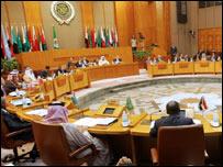 وزراء الخارجية العرب في اجتماع طارئ في القاهرة 20 آب 2006