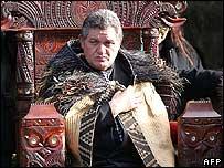 King Tuheitia