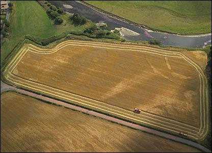 West Lindsaylands, near Biggar, South Lanarkshire (Picture: copyright RCAHMS)