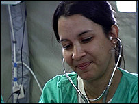 Doctora cubana en Java