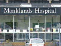 Monklands Hospital