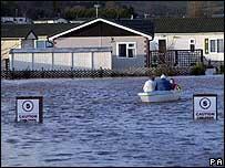 Dawlish Warren, Devon, December 2000