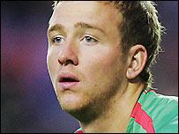 Sunderland keeper Ben Alnwick