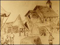 Fort at Eshowe