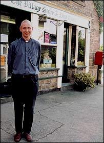 Rev Roy Taylor courtesy of Blackburn Diocese