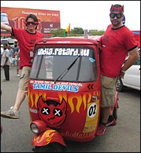 Tamil Devils team