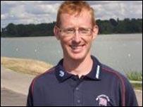 Alastair McKean. Pic: British International Rowing Office.