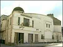 The Hippodrome in Bo'ness