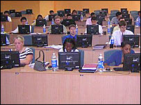 Infosys training centre in Mysore