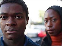 David Oyelowo and Nikki Amuka-Bird