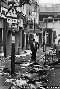 Notting Hill Carnival riot 1976